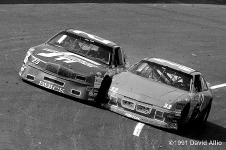 Mesa Marin Raceway 1991 Mike Chase Rick Mackey