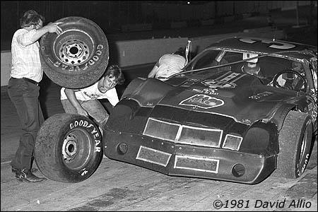 Nashville Intl Raceway 1981 Phillip Grissom