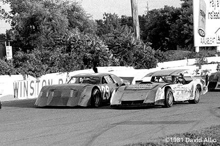 Mount Clemens Race Track 1981 Bob Keselowski Joy Fair