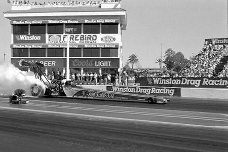 Firebird Intl Raceway 1991 Cruz Pedregon