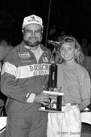 Oglethorpe Speedway 1991 David Into