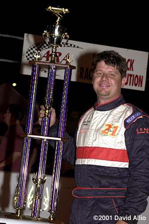 Peach State Speedway 2001 Royce Bray