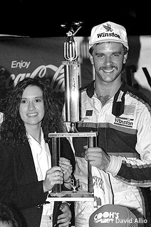 Lonesome Pine Intl Raceway 1991 Stacy Compton