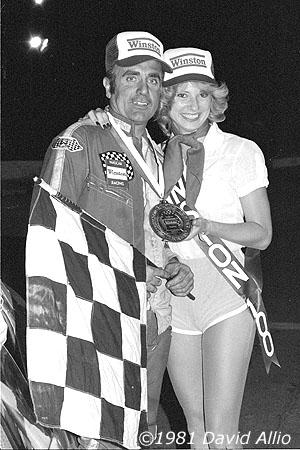 Mount Clemens Race Track 1981 Junior Hanley Margaret Odom