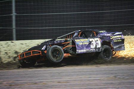 The Dirt Track at LVMS 2011 Larry Goertz