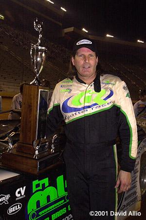 Bristol Motor Speedway 2001 Scott Bloomquist