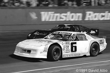 Motordrome Speedway 1991 Snooky Williams Bob Sibila