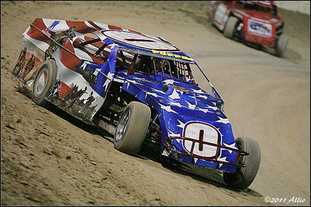 The Dirt Track at LVMS 2011 Brian Poppa