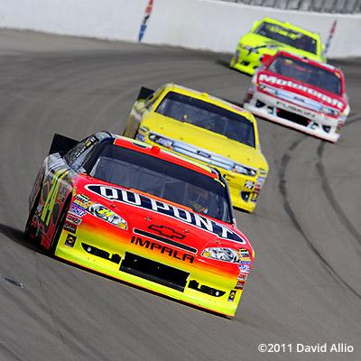 Las Vegas Motor Speedway 2011 Jeff Gordon