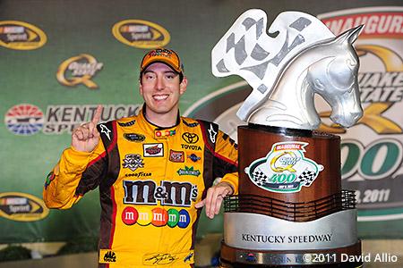 Kentucky Speedway 2011 Kyle Busch