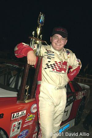 Montgomery Motor Speedway 2001 Stephen Leicht