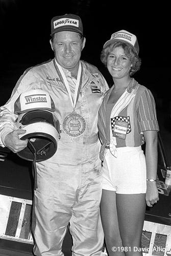 Kingsport Intl Speedway 1981 Jack Ingram