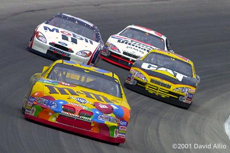 Texas Motor Speedway 2001 Ken Schrader