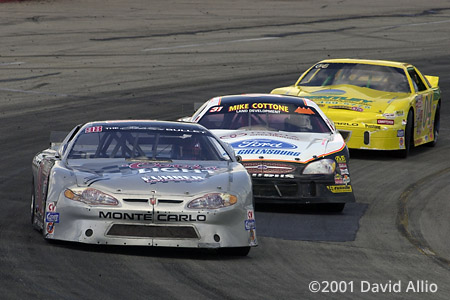 Jennerstown Speedway 2001 Neil Brown