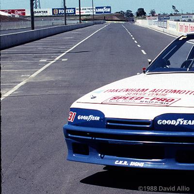 Calder Park dragstrip Keilor Victoria Australia 1988