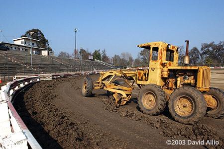 Plaza Park Raceway Visalia California 2003