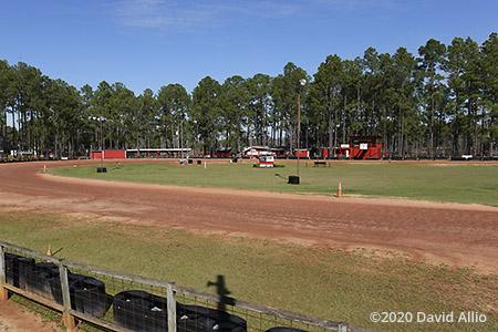 CrossRoads Motorplex dirt kart oval Crossroads Florida 2020