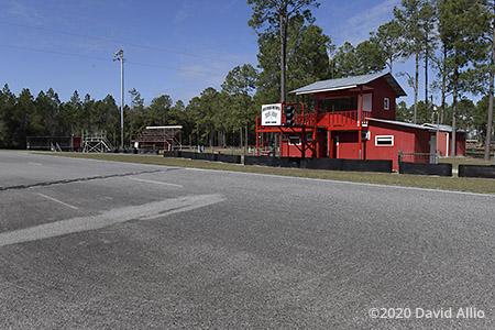 Cross Roads Motorplex paved kart oval Crossroads Florida 2020