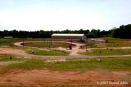 Georgia Karting Komplex Carnesville Georgia 2001