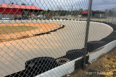 Screven Quarter Midget Track Sylvania Georgia paved oval 2017