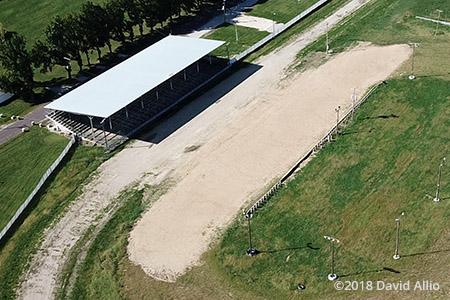 Bond County Fairgrounds Greenville Illinois dirt pull track 2018