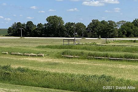 Carrollton Fairgrounds Greene County Fairgrounds Carrollton Illinois pull track 2021