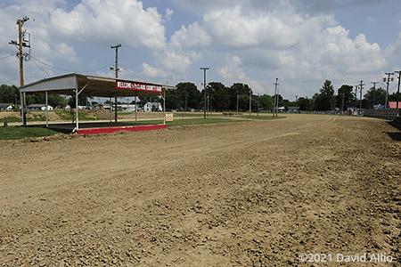 Clark County Speedway Clark County Fairgrounds Marshall Illinois pull track 2021