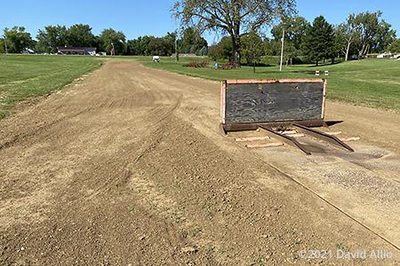 Clayton Park Clayton Illinois pull track 2021