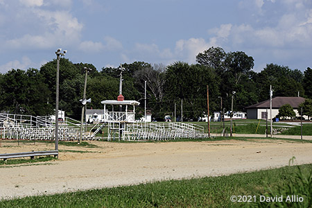 Edwards County Fairgrounds Albion Illinois dirt pull track 2021