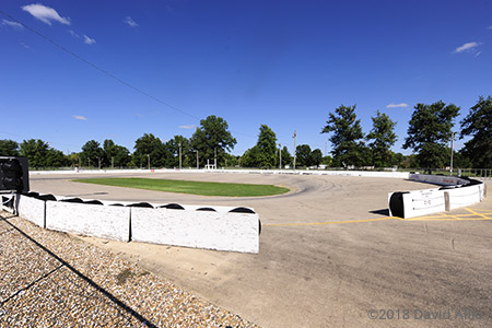 I-70 QMA Speedway Bond County Fairgrounds Greenville Illinois paved oval 2018