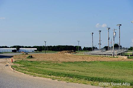 Wayne County Fairgrounds Fairfield Illinois dirt pull track 2021