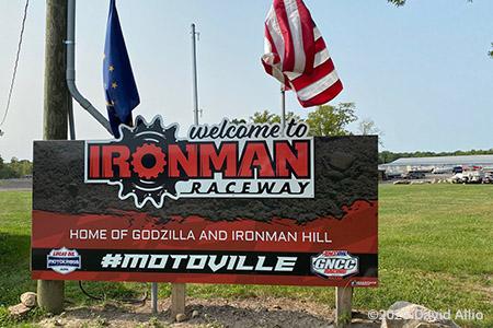 Ironman Raceway/Motoville Crawfordsville Indiana dirt motocross course 2020