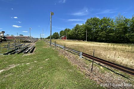 Tollesboro Lions Club Community Park Tollesboro Kentucky demo derby dirt track 2021