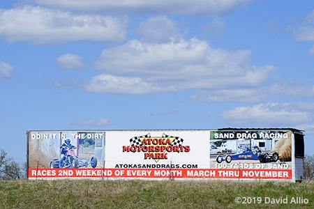 Atoka Motorsports Park Atoka Oklahoma 2019