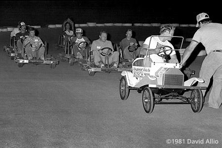 Sams Go-Kart Speedway Bristol Tennessee 1981