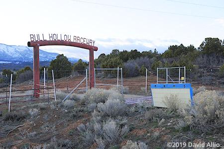 Bull Hollow Raceway Monticello Utah 2019