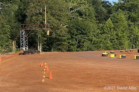 Little Pine Kartway Coeburn Virginia clay kart track 2021