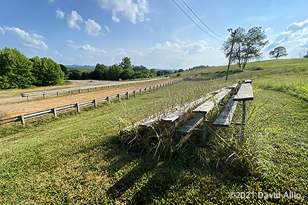 Russell County Fairgrounds Castlewood Virginia dirt drag track 2021