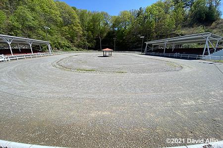 Virginia-Kentucky District Fair demolition derby arena Wise Virginia 2021