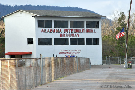 Alabama International Dragway Steele Alabama 2016