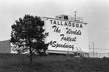 Alabama International Motor Speedway Talladega Alabama 1987