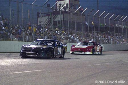 Montgomery Motor Speedway Montgomery Alabama 2001