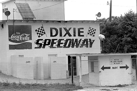 Sayre Dixie Speedway Sayre Alabama 1987