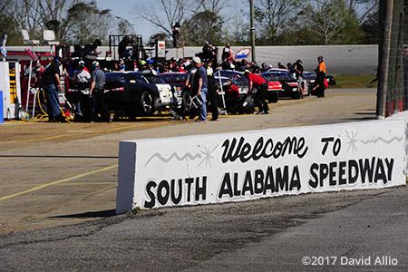 South Alabama Speedway Kinston Alabama 2017
