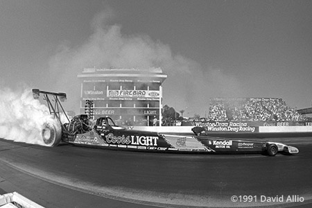 Firebird International Dragway Chandler Arizona 1991