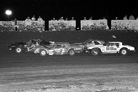 Antioch Fairgrounds Speedway Antioch California 1983