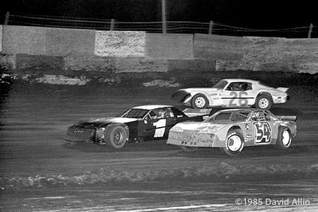 Baylands Raceway Park Fremont California 1985