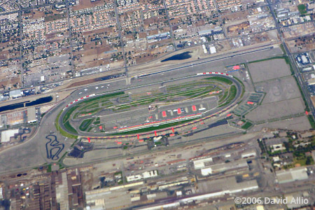 California Speedway Fontana California 2006