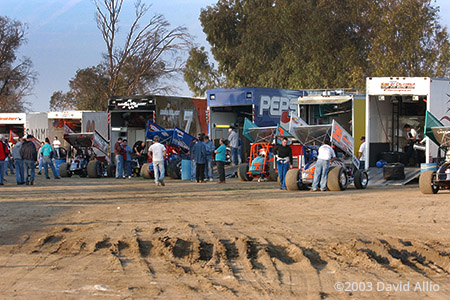Kings Speedway Hanford California 2003