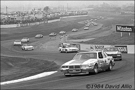 Riverside International Raceway Riverside California 1984